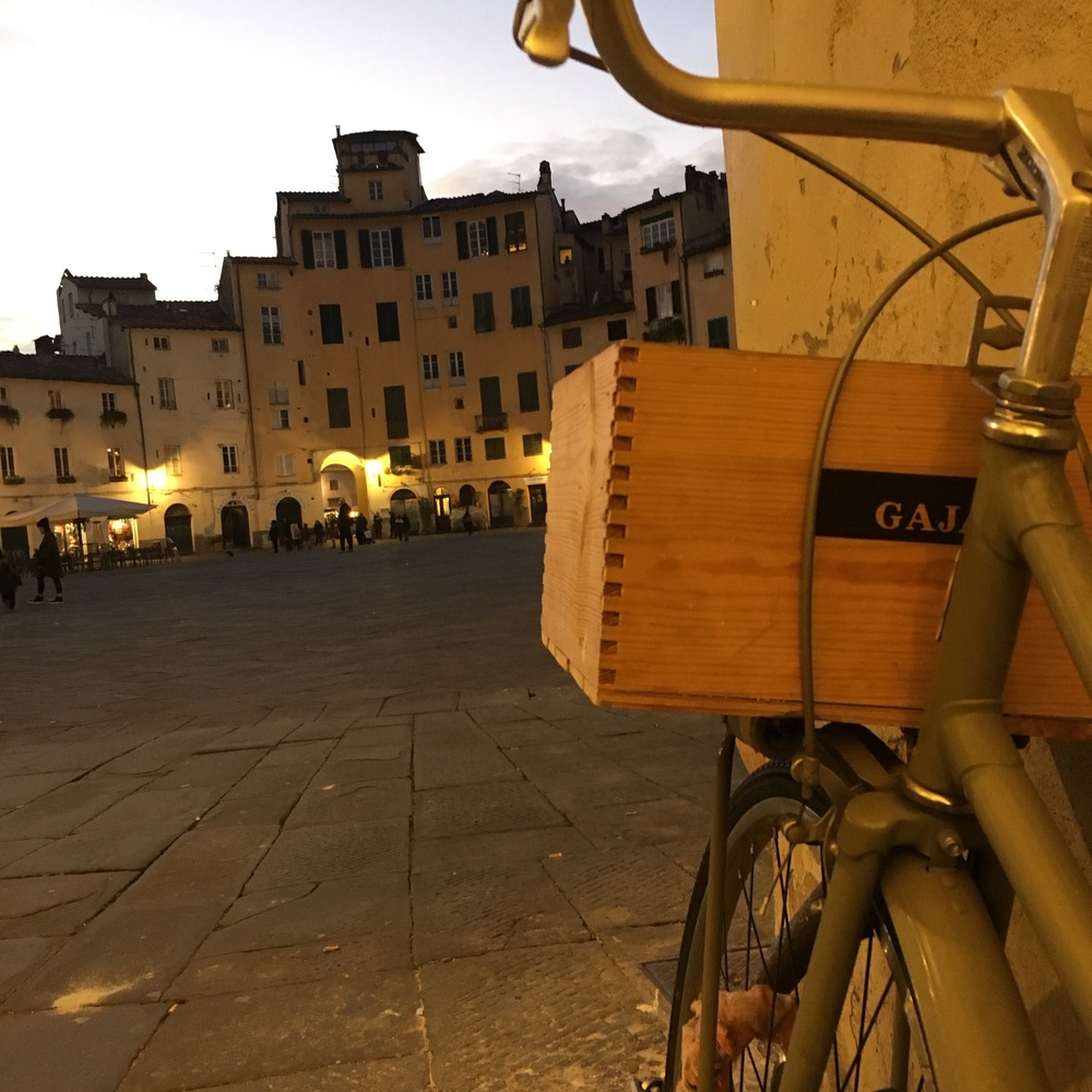 Another evening in Lucca