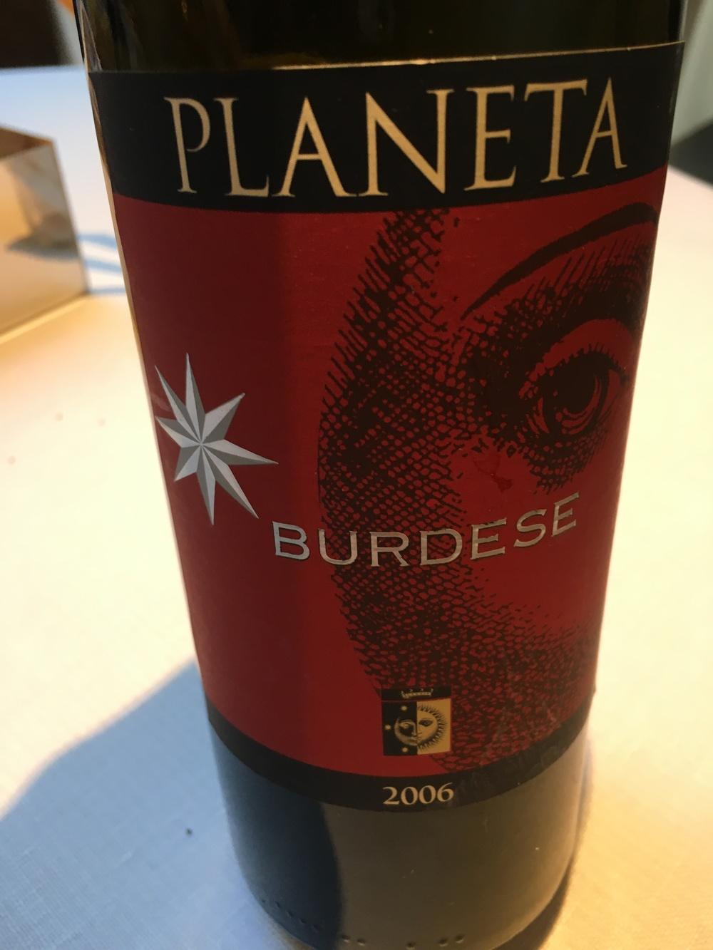 2006 Planeta Burdese