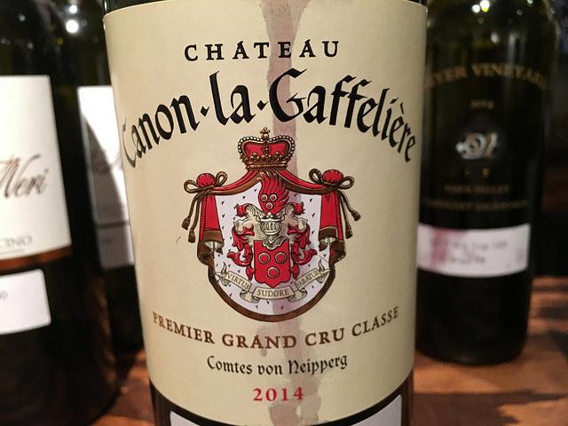 Château Canon-La Gaffelière St.-Emilion #7