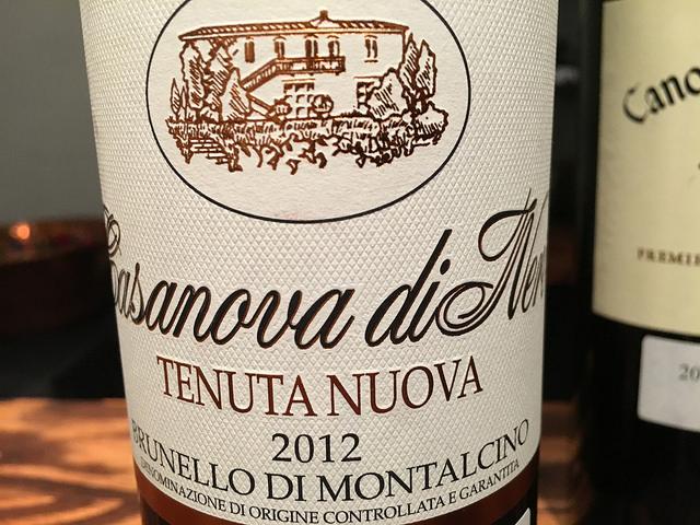 Casanova di Neri Brunello di Montalcino