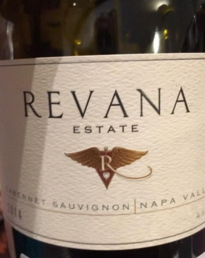 Revana Estate Cabernet Napa