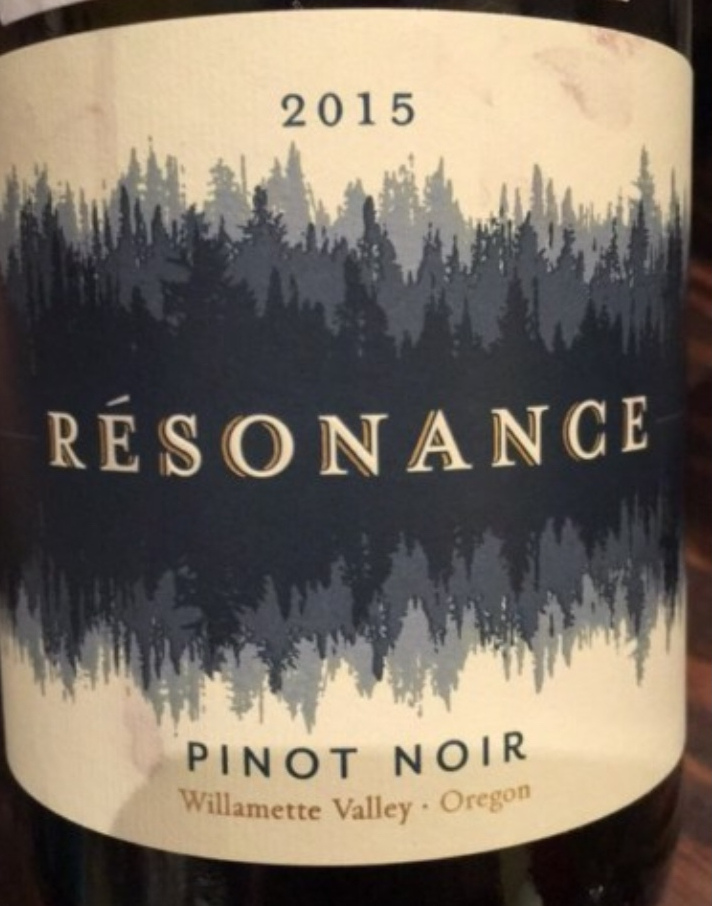 Resonance Pinot Noir Oregon