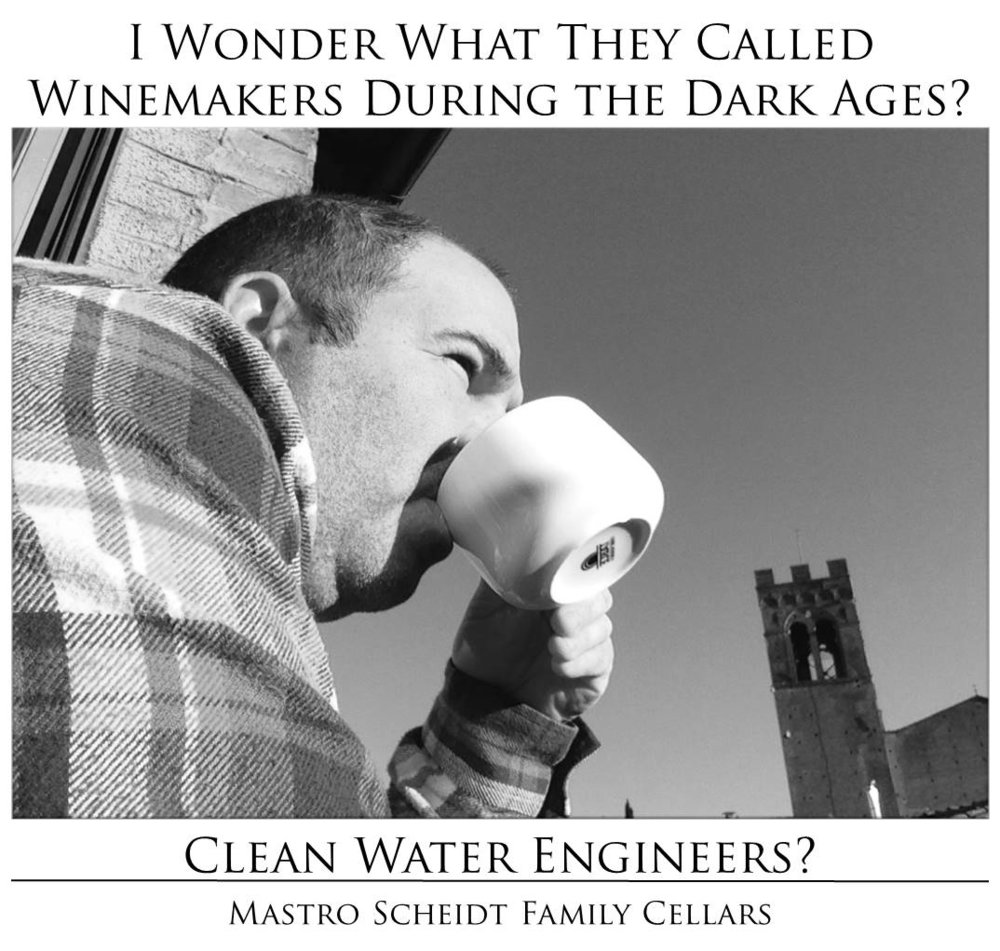 Clean Water or Cholera