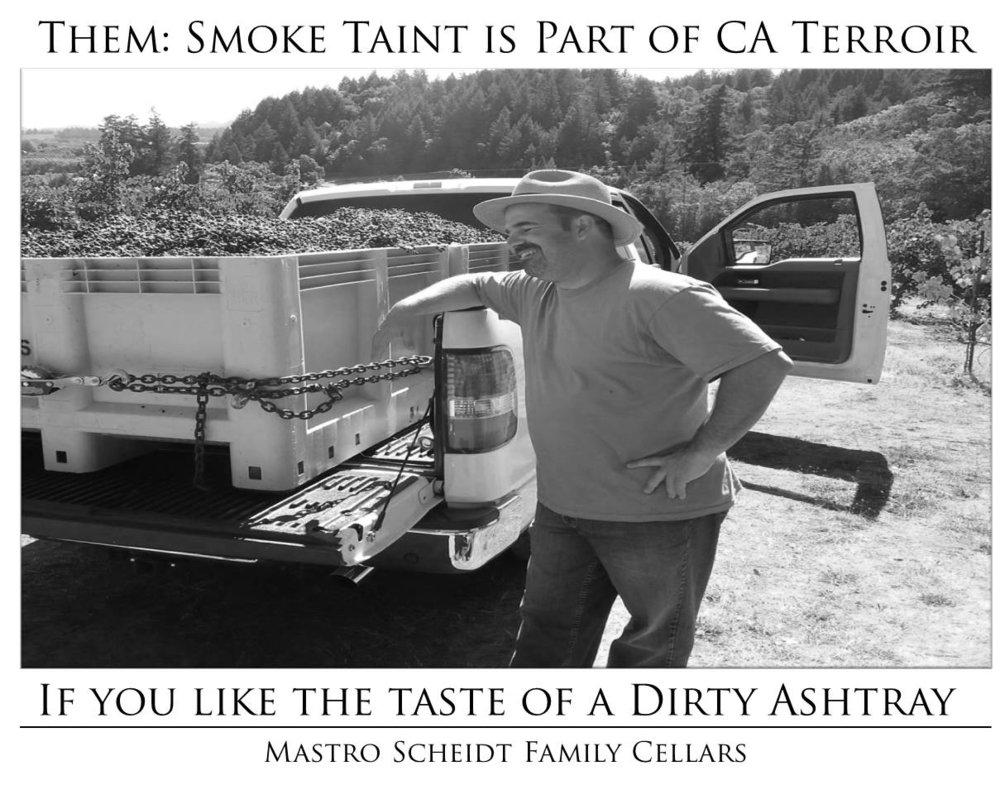 Smoke Taint