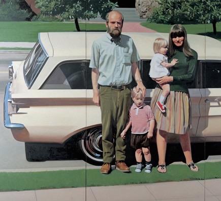 Robert Bechtle's 61 Pontiac,1968