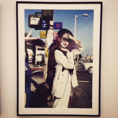 Melrose Avenue , LA. 1984