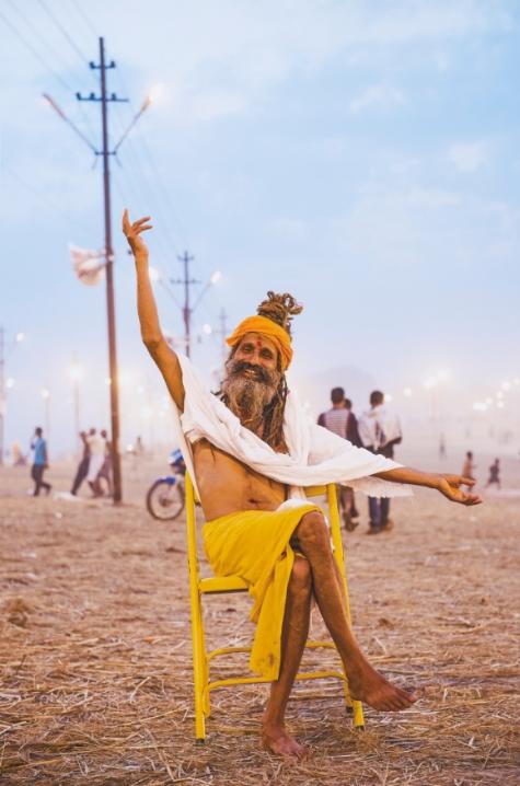 Vijay Rudanlalji Banspal by Karan Kumar Sachdev, 2014