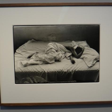 Barbara Sleeping, 1959