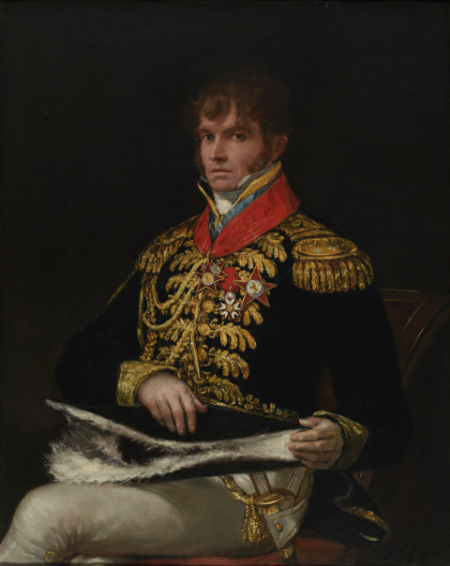 General Nicolas Philippe Guye, 1810