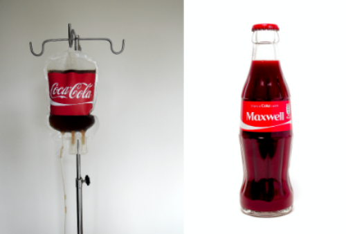 IV & Share a Coke with Maxwell