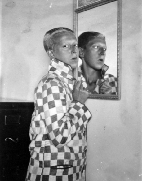 Claude Cahun,  Self-portrait,  1928.