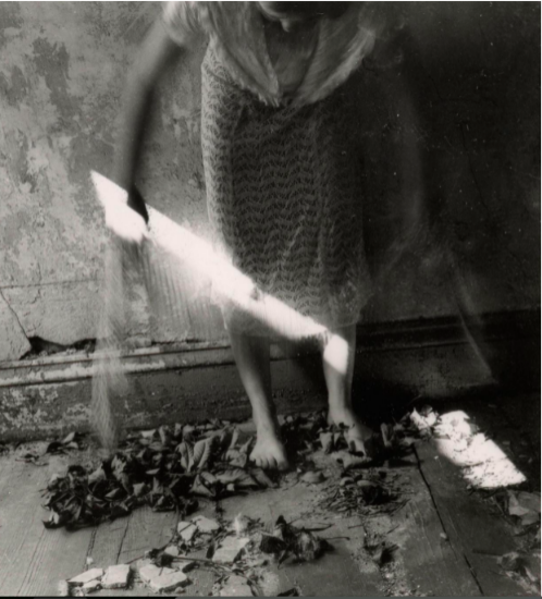 Francesca Woodman,  Untitled , 1975-80