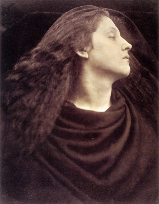 Julia Margaret Cameron, Call, I Follow, I Follow, Let Me Die, 1867