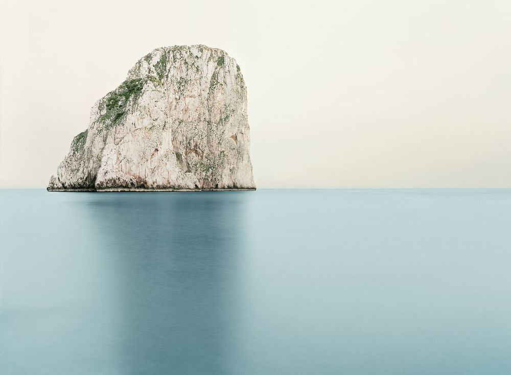 Francesco Jodice –   Capri, the Diefenbach chronicles #013  , 2013. Courtesy Galleria Michela Rizzo, Venezia