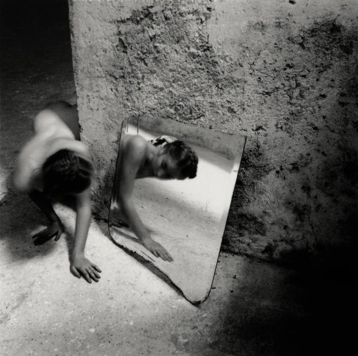 Francesca Woodman, 'Self-Deceit No.1, Rome, Italy, 1978-79. .png