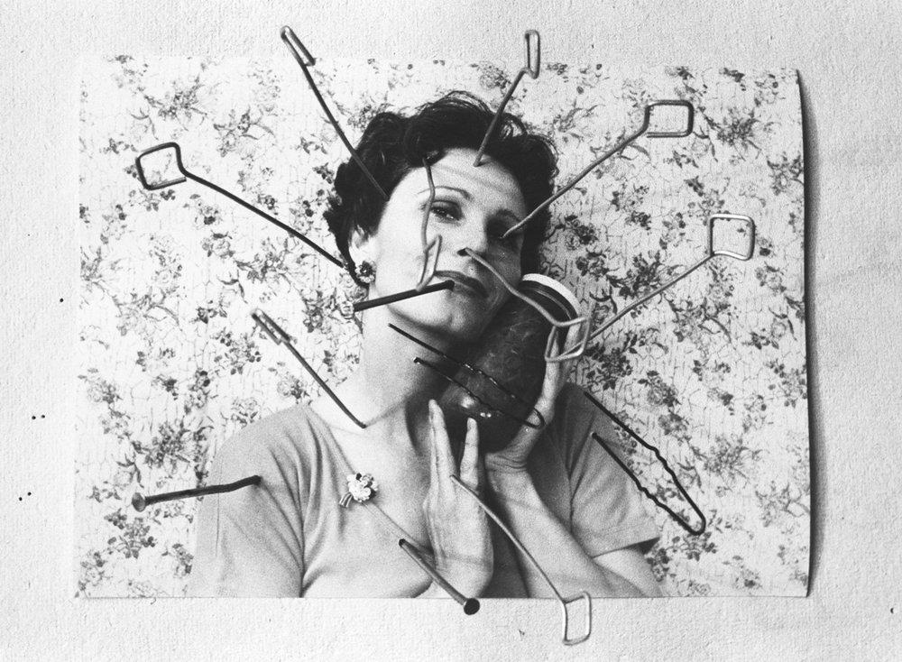 Karin Mack, Zerstörung einer Illusion , 1977
