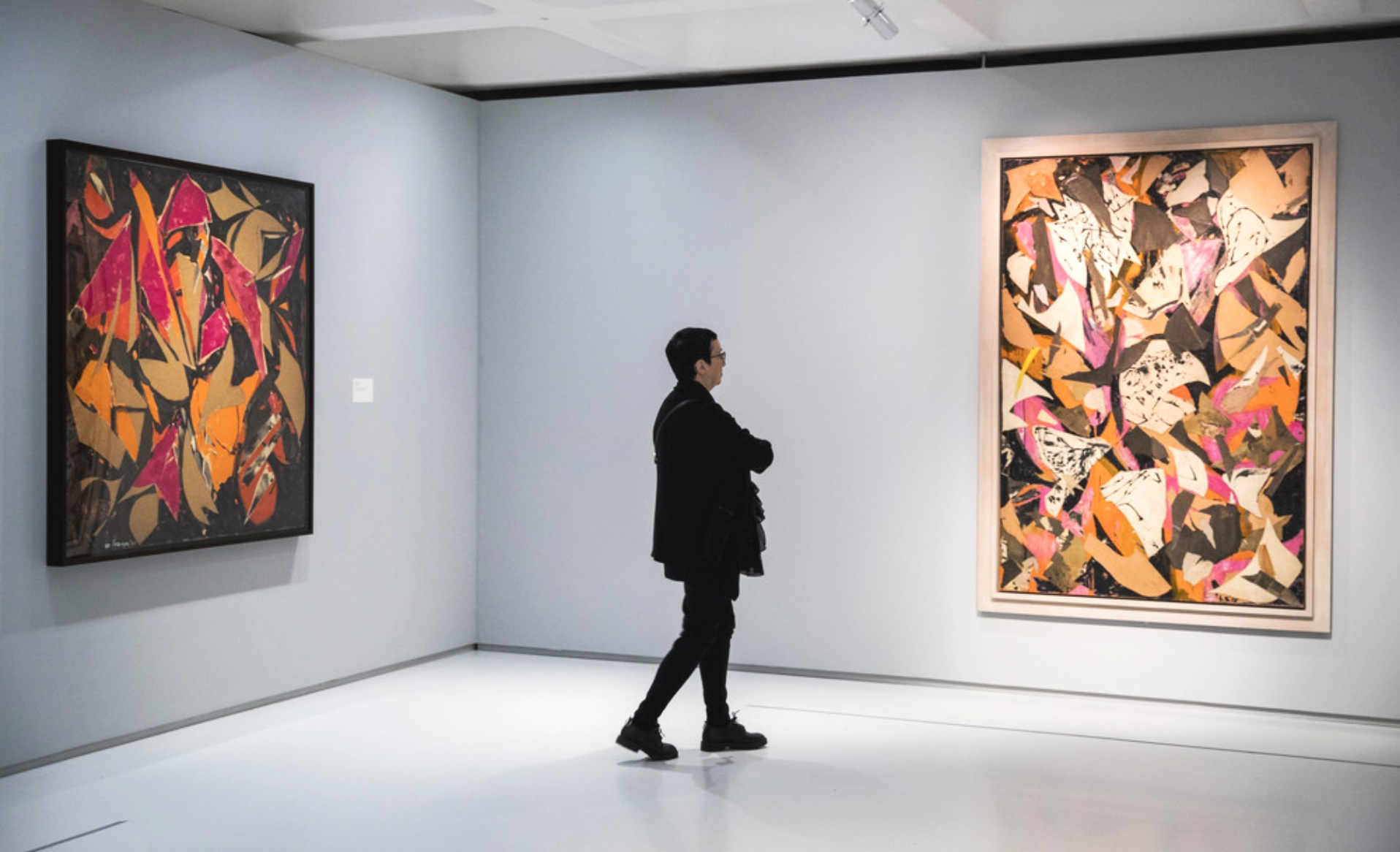 c98e07f904263 A Review of Lee Krasner: Living Colour at Barbican Art Gallery, London