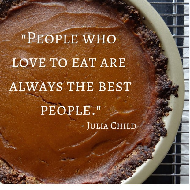 Well said, Julia! Since I'm back to blogging after having been gone for a while, I thought it would be an appropriate time to catch you up on my approach to eating and how I got there. Check out the link in my profile to read about it!