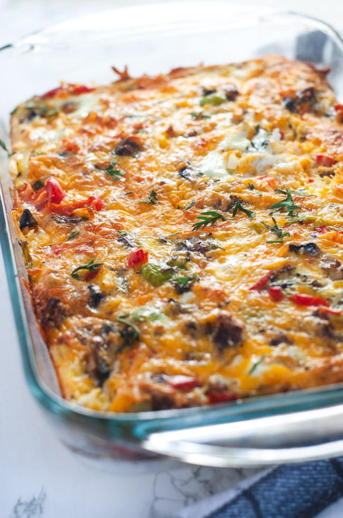 Easy Vegetarian Breakfast Casserole.jpg