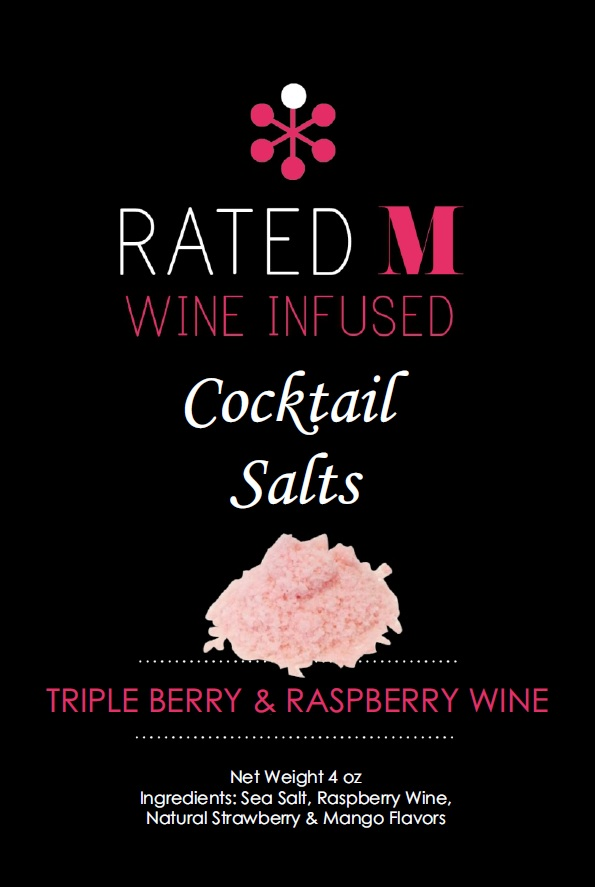 Cocktail Salts are made from USA harvested Salts!