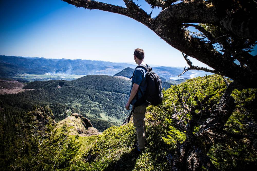 Angora Peak View 2