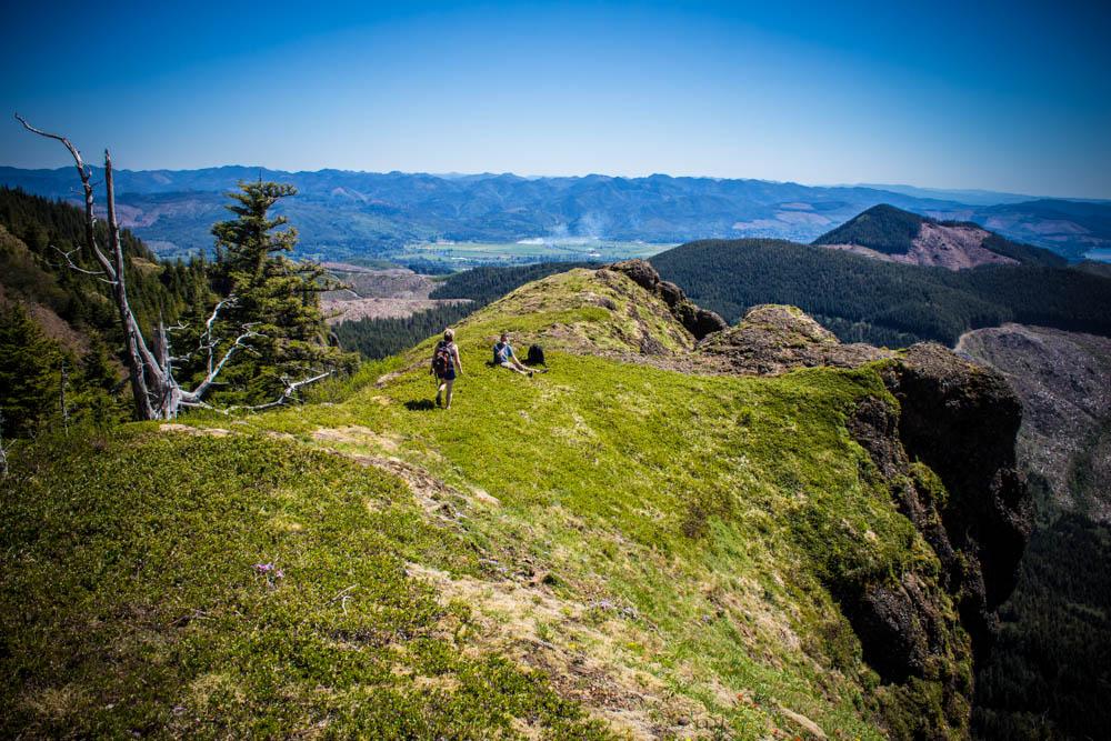 Angora Peak Looking South