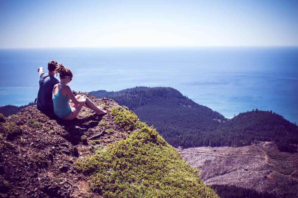 Angora Peak Viewpoint