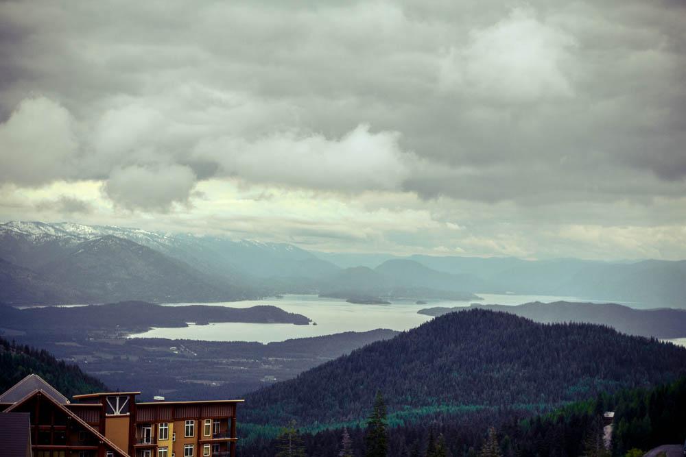 Schweitzer lodge view