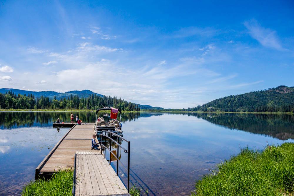 Rose Lake, ID