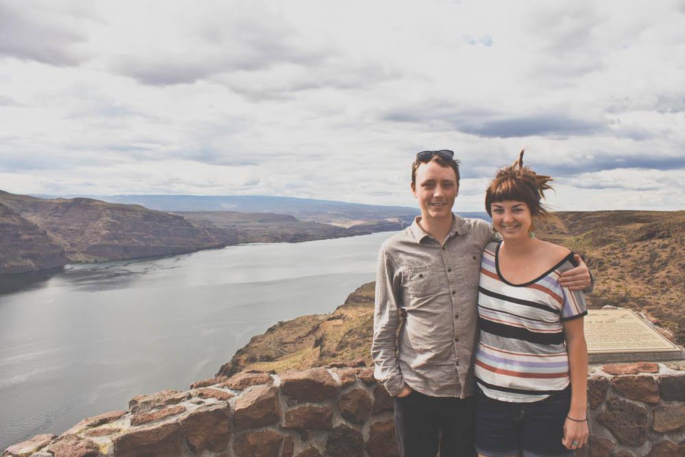 The Gorge. WA