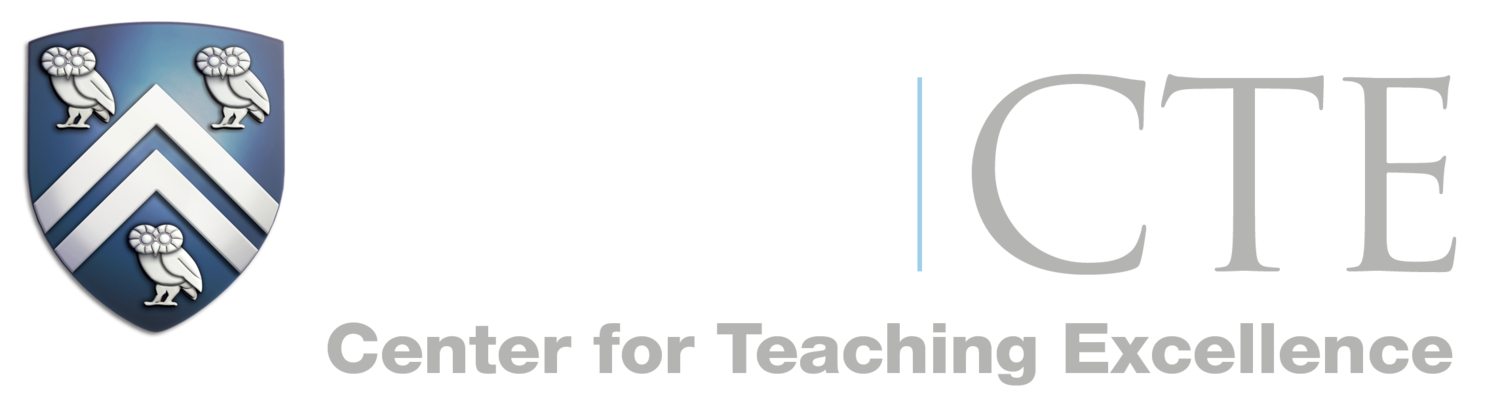 Rice University Center for Teaching Excellence