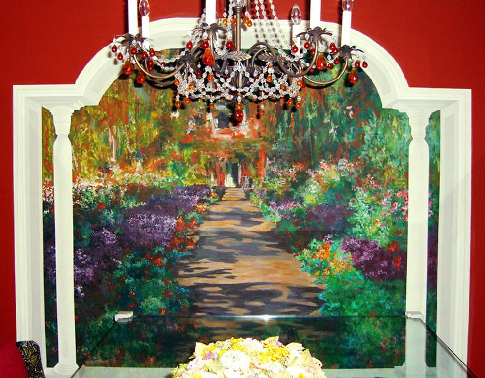Monet Trompe L'oeil