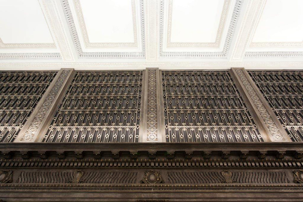 111 Fifth Ave _ Ceiling Restoration