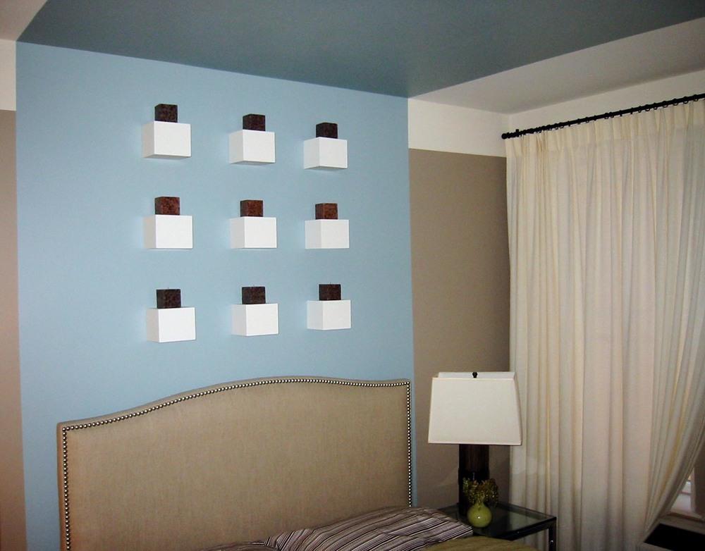 graphic bedroom racing stripes thom filicia inc