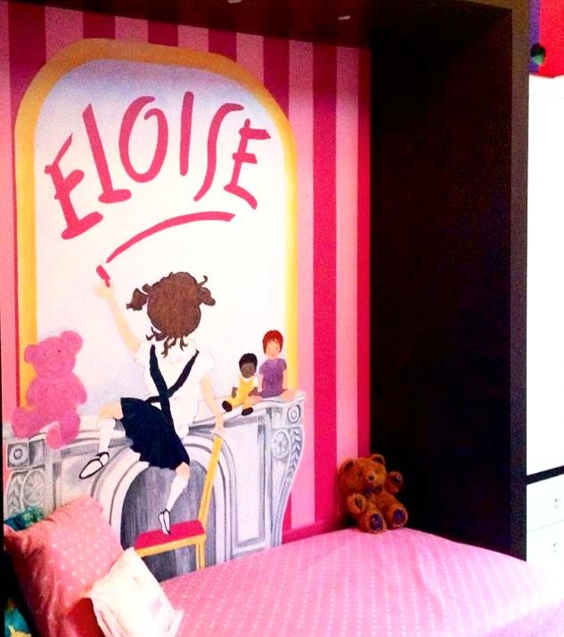Eloise Mural