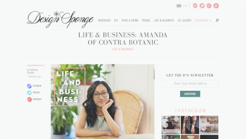 Design* Sponge , Life & Business