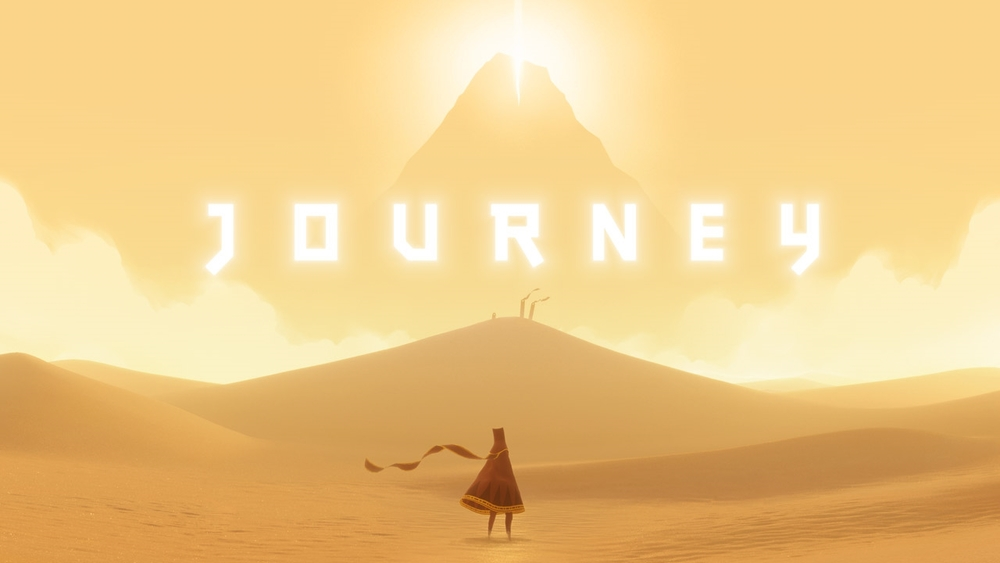 Including music from Austin Wintory's score to Journey