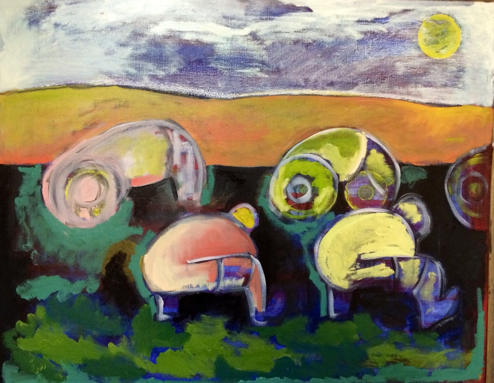 Oyster Beds (2014)