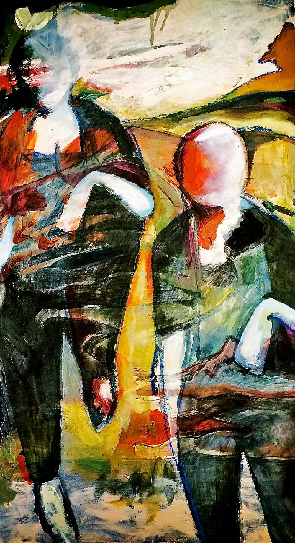 Two Girls II (2014)
