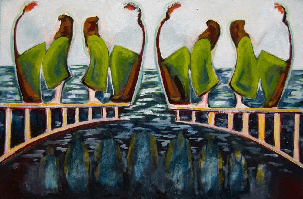 Morning on the Bridge (2015)
