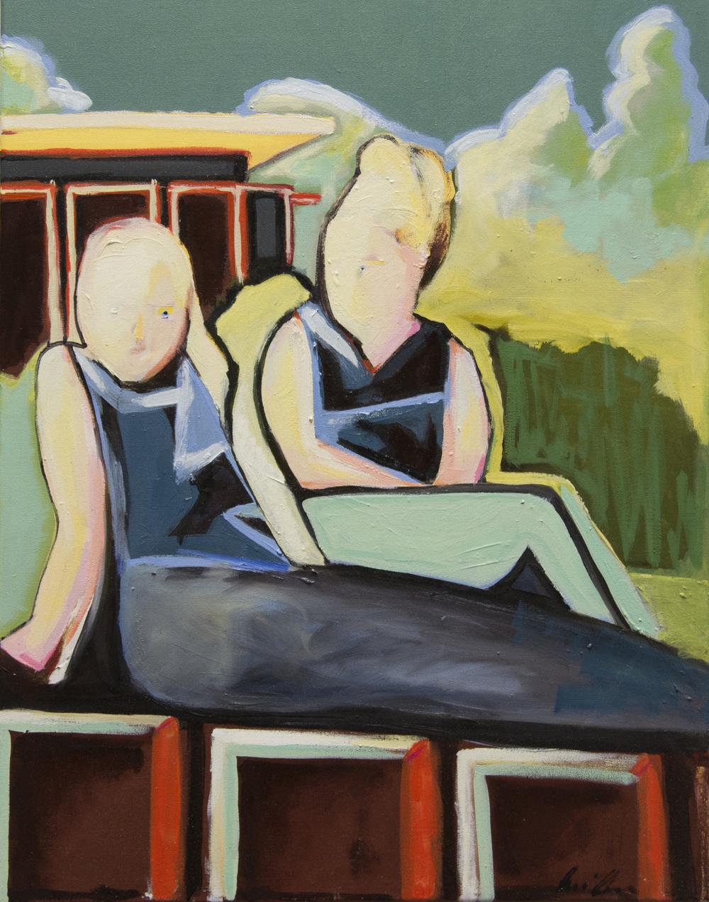 Two Girls III - DK (2015)