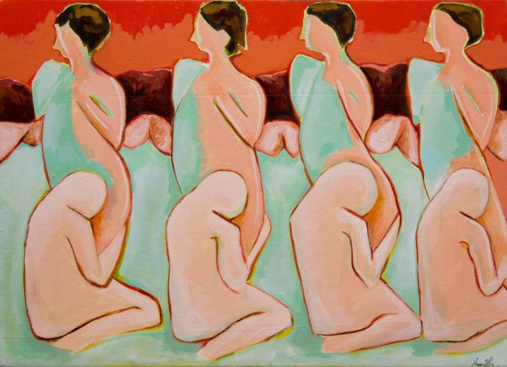 Man, Woman, Udders II (2015)