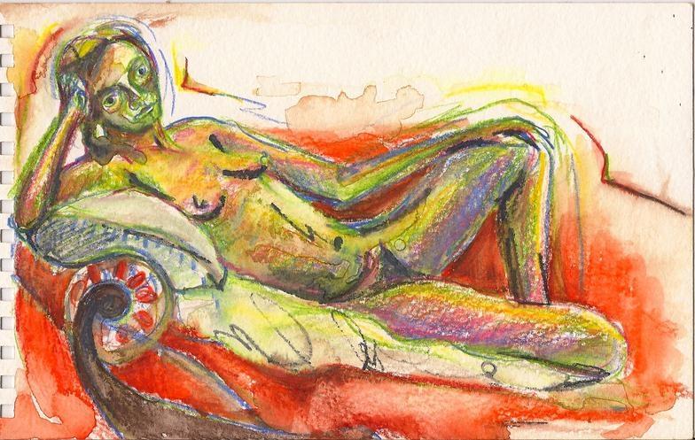 Brattleboro Nude IV, 2009