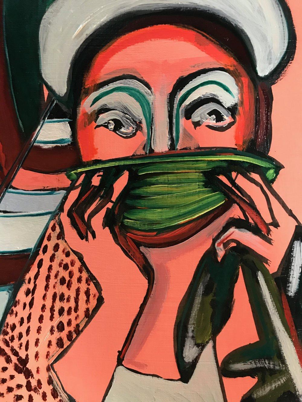 Green Rind Green Rag (2018)