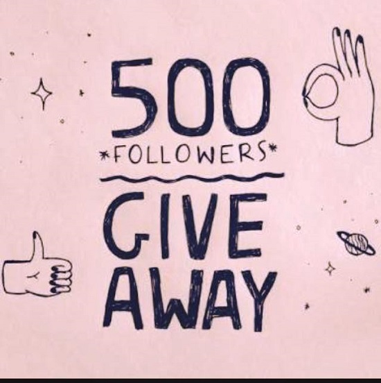 Roda Fruits 500 followers giveaway