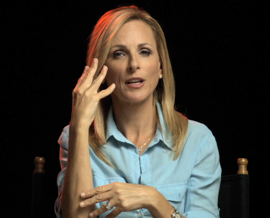Marlee Matlin for 9-1-1 services