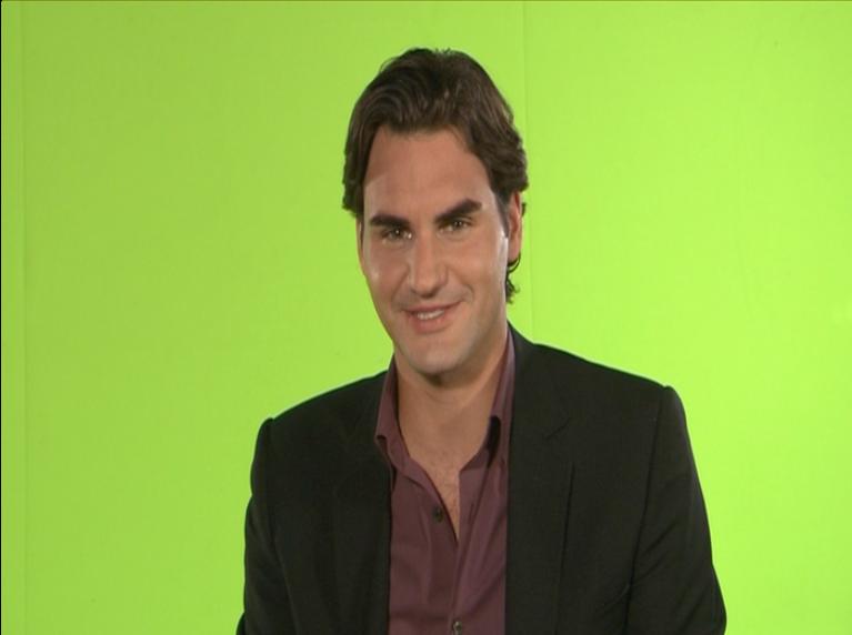 Roger Federer for Gillette