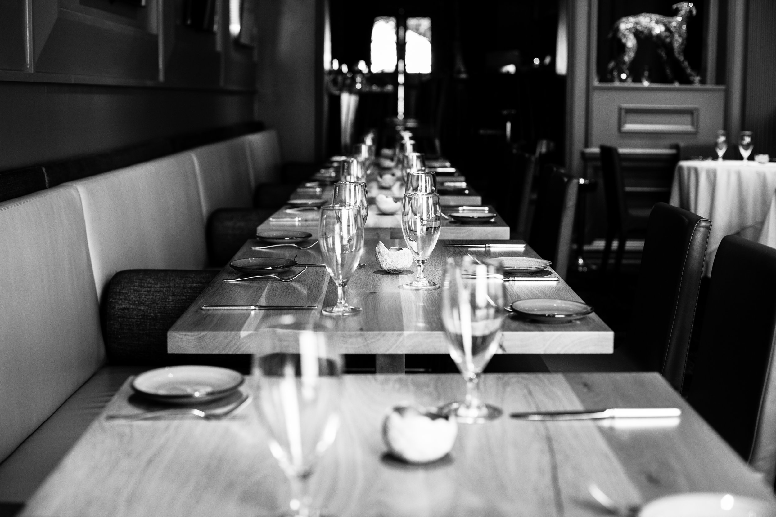 Visit Eater Atlanta For P Ographs Of Our Redesigned Bar Dining Room