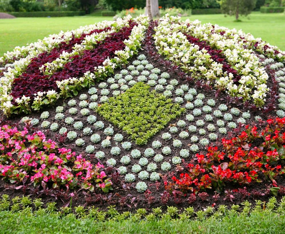 Gardenesque garden