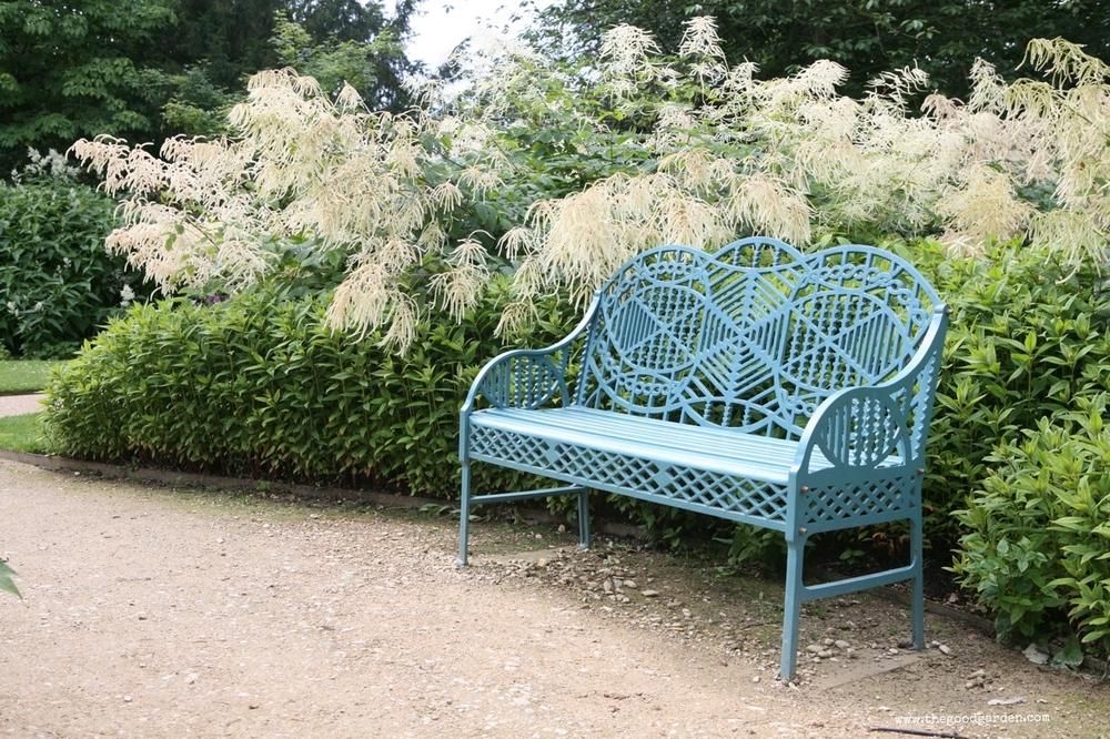 The Rose Garden at Cliveden,Buckinghamshire, UK.